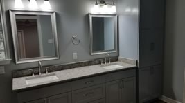 After Bathroom Remodels & Renovations - Victoria Texas